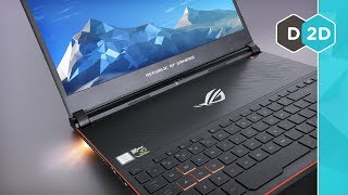 The COOLEST & Thinnest Gaming Laptop