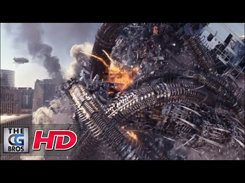 "CGI & VFX Showreels: ILM ""Transformers 3"" by Brad Kinley"