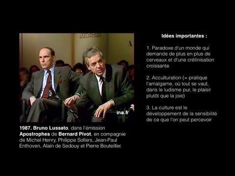 Crétinisation et Idiocratie (Bruno Lussato en 1987)
