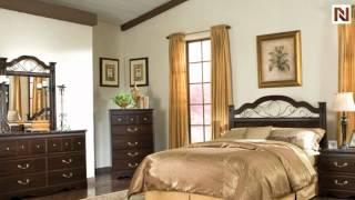 Sorrento Dresser 6 Drawer 4029 By Standard Furniture