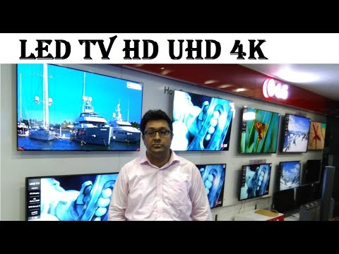 LED TV In Pakistan| HD, UHD, FHD 4K| Samsung LG Orient TCL
