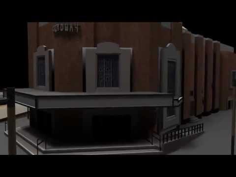 Broadway Cinema - an artist's eye