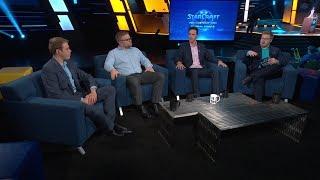 2018 StarCraft II WCS Global Finals Grand Final Pre-Show
