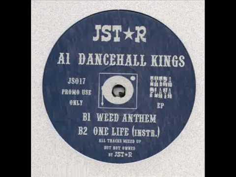 J Star   Weed Anthem/ Dancehall Kings (J STAR J ST*R) REGGAE MASH UP