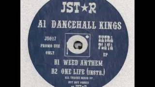 J star - Weed anthem/ Dancehall kings (J-STAR J ST*R) REGGAE MASH-UP