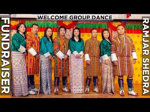 GROUP WELCOME DANCE ( RAMJAR SHEDRA FUNDRAISER ) BHUTANESE NYC