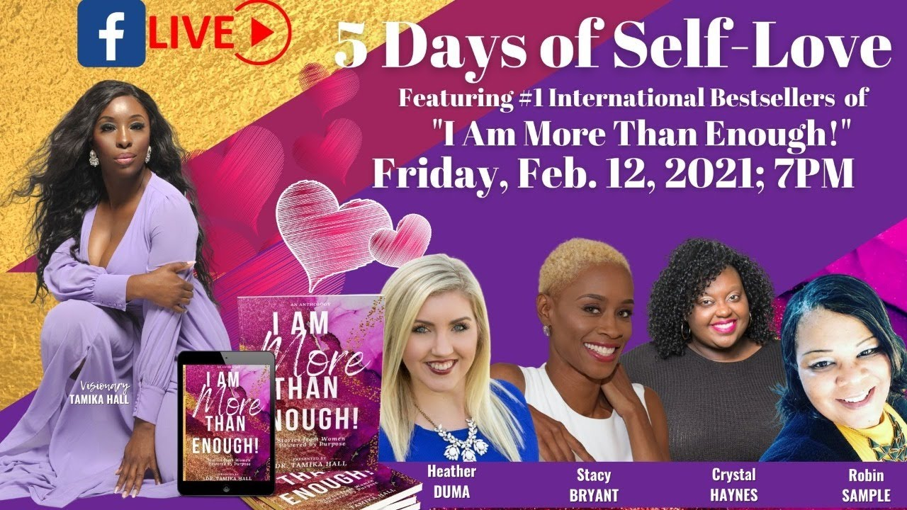 (Day 5) Featuring Heather Duma, Stacy Bryant, & Crystal Haynes