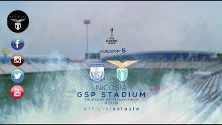 UEFA Europa League | Il trailer di Apollon Limassol-Lazio