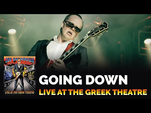"Joe Bonamassa Official - ""Going Down"" - Live at the Greek Theatre"