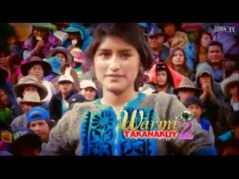 PERUVIAN WOMEN  FIGHT - 女性の闘争 - TAKANAKUY
