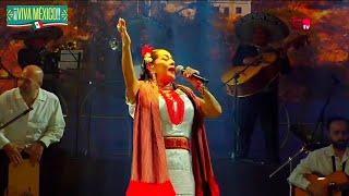 Lila Downs participa en el Grito de Independencia 2021