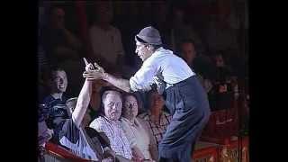 Roncalli Cirkus in Hannover 2003. 15 OKT.