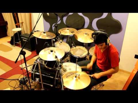 Breaking Benjamin - Follow (Drum Cover)