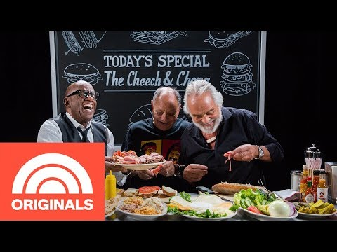 COLD CUTS with Al Roker: Cheech & Chong  TODAY