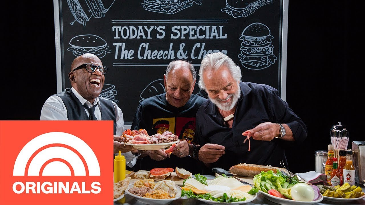 COLD CUTS with Al Roker: Cheech & Chong | TODAY