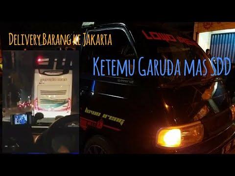 Carry vlog#1 |Delivery Barang Ke Jakarta
