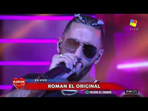 Show completo de Román El Original 03/11/18