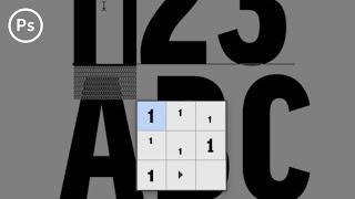 How to Disable Glyph Alternates Popup | Photoshop CC Tutorial