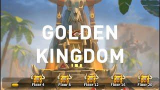 Altın Krallık Etkinliği Kolaylaşmış - Rise Of Kingdoms