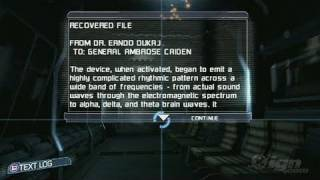 Dead Space Extraction Nintendo Wii Video - Video Review