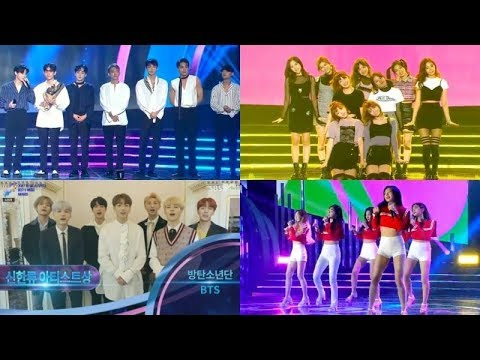 Date And Details Announced For 2018 Soribada Best K-Music Awards(News)