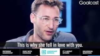 why she fell in love with you simon sinek