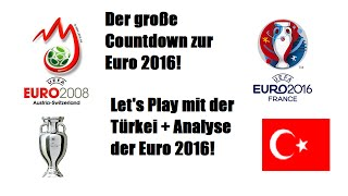 Euro 2016 Countdown #011 - Bosnien vs. Türkei