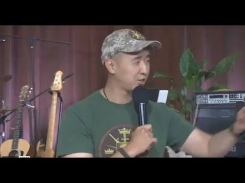 Sunday Service - August 27, 2017 - Rev. Hyung Jin Moon - Unification Sanctuary, Newfoundland PA