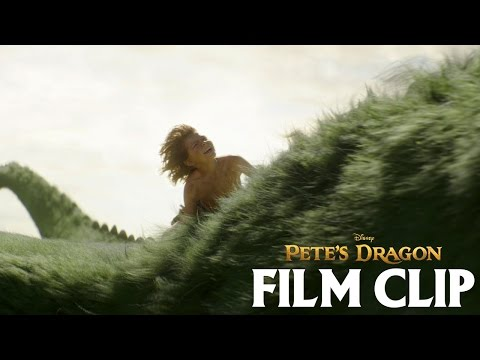 """Elliot Takes Pete for a Ride"" Clip - Disney's Pete's Dragon"