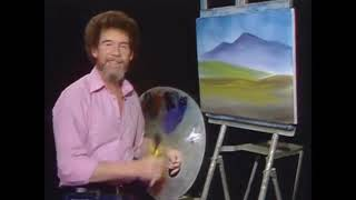 Bob Ross Knife Only #19
