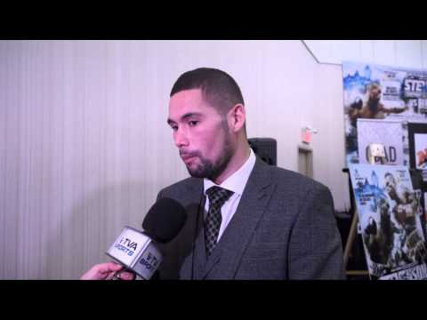 Adonis Stevenson vs Tony Bellew Press Conference 1
