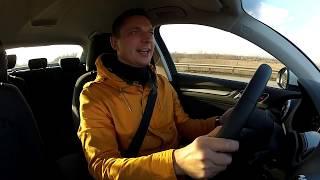 Audi A3 Тест Драйв Игорь Бурцев