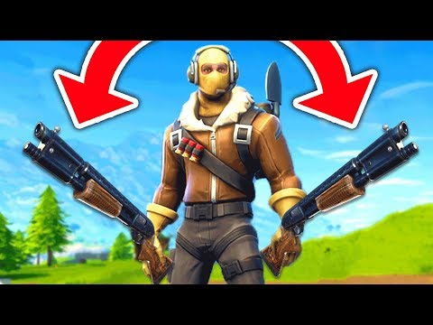 THE MOST OVERPOWERED SETUP IN FORTNITE! (Fortnite Battle Royale)