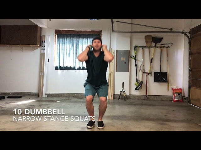 At-Home WOD (6/13/2020) - Grey Coast CrossFit