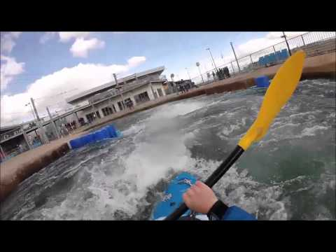 Cardiff International White Water Trip