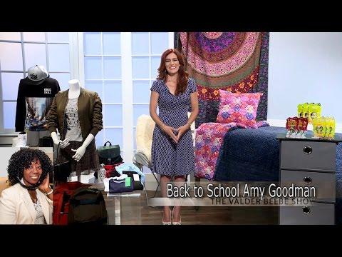 Back to School Amy Goodman