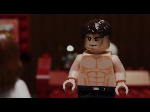 Here's The Lego Version Of Fifty Shades You Didn't Know You Needed