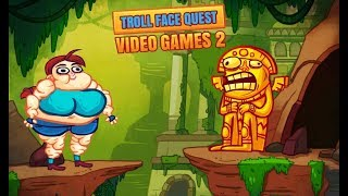 Прохождение игры Троллфейс квест: Видео игры 2 (Troll Face Quest Video Games 2 - Walkthrough)