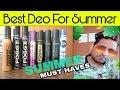 Attractive Deodorants for Summer    Body Spray for men   Summers.