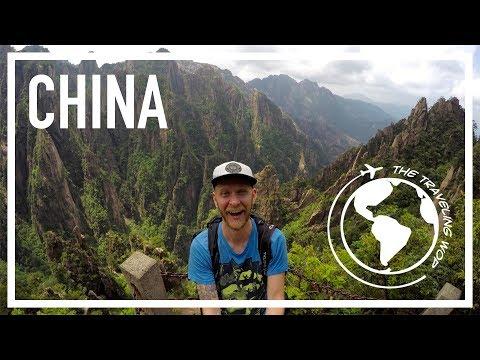 Walking around the beautiful yellow mountains - Huangshan & Jiuhuashan - A Wop back in China 2