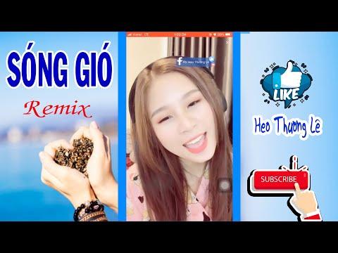 Sóng Gió Remix 2019 | Sóng Gió Cover By Heo Thuong Le | Tik Tok 2019