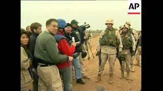 Farmhouse where Saddam was found, US troops comments