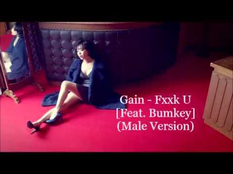 Ga In - Fxxk U [Feat. Bumkey] (Male Version)