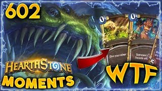 Yogg Cheating?? New Cards?! | Hearthstone Daily Moments Ep. 602
