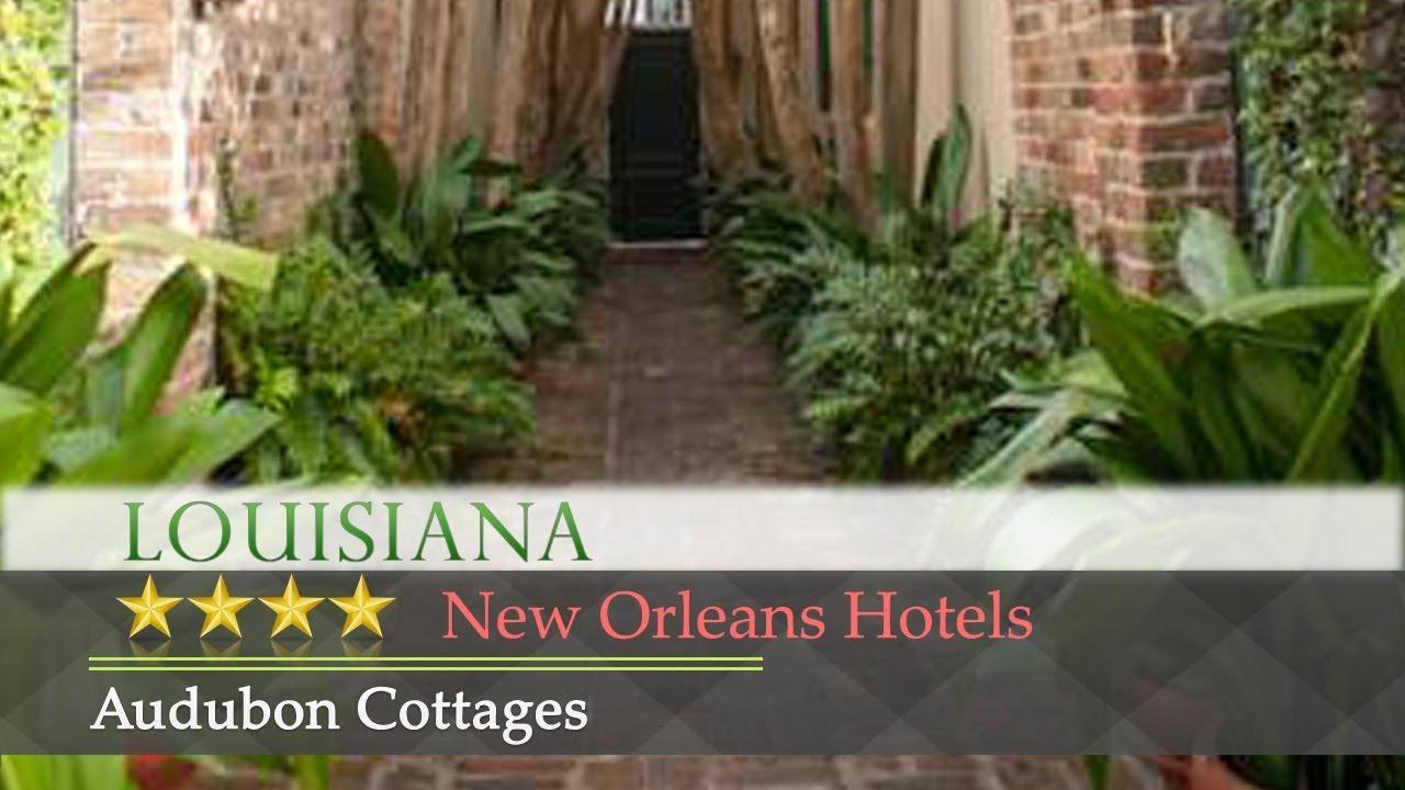Audubon cottages new orleans hotels louisiana