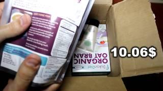 ПОСЫЛКИ С iHerb Вскрываем посылку с магазина iherb