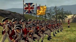 Battlegrounds 2 LINEBATTLE GAMEPLAY: AMERICAN VS BRITISH