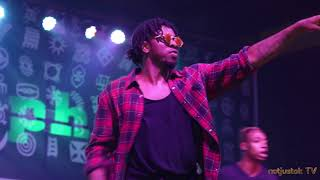 Wande Coal, Runtown, Sir Shina Peters + More | Felabration 2017 [Day 3]