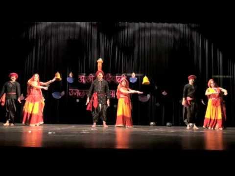 Phir Raat Kati-Puppet Dance-MMA2008 Diwali