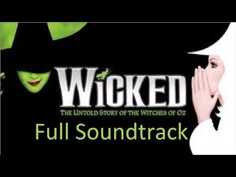 Wicked Soundtrack